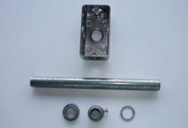 Sistema de estanqueidad para cajas y accesorios de aluminio